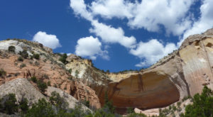 New Mexico Has A Natural Amphitheater And It's Incredible