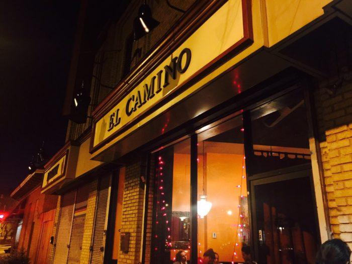 12. El Camino - 109 Rhode Island Ave NW