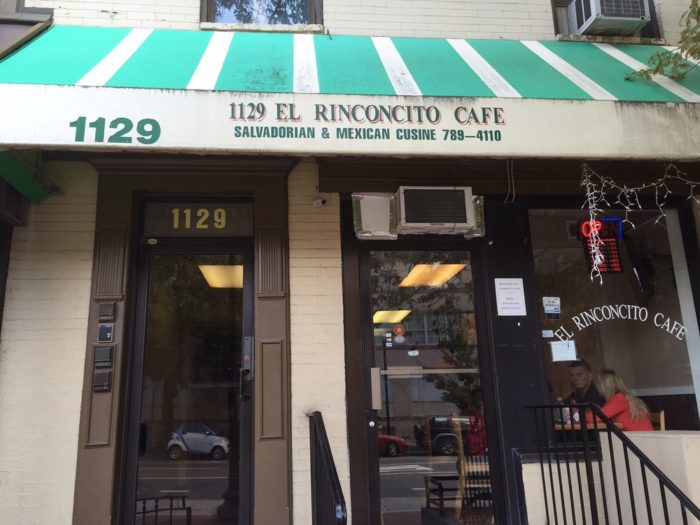 3. El Rinconcito Cafe