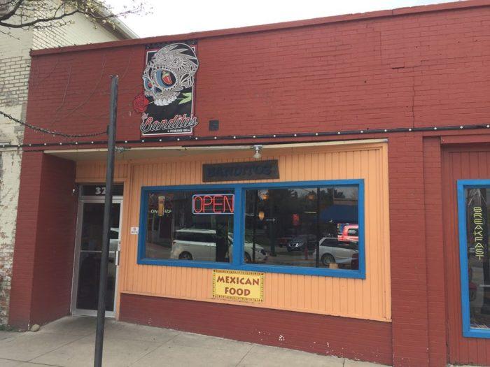 7. El Banditos, Iowa City