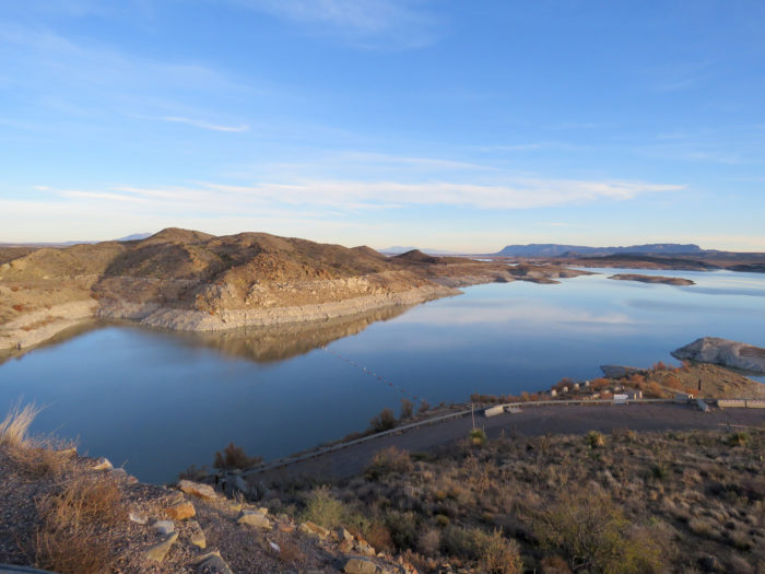 1. Elephant Butte Lake State Park