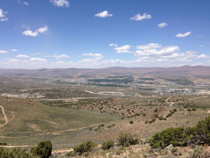 9. Elko Mountain hike - Elko