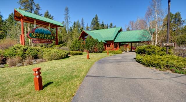 1.  North Forty Resort