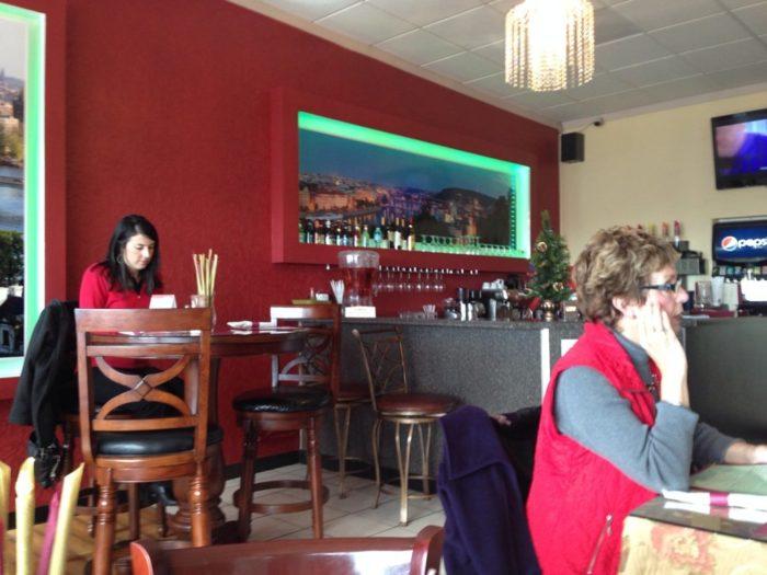 11. Europa Cafe, Dubuque