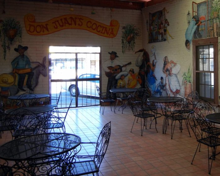 3. Don Juan's Cocina, 118 Manzanares Avenue E, Socorro