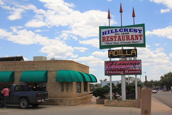 10. Hillcrest Restaurant, 1106 Grand Avenue, Las Vegas
