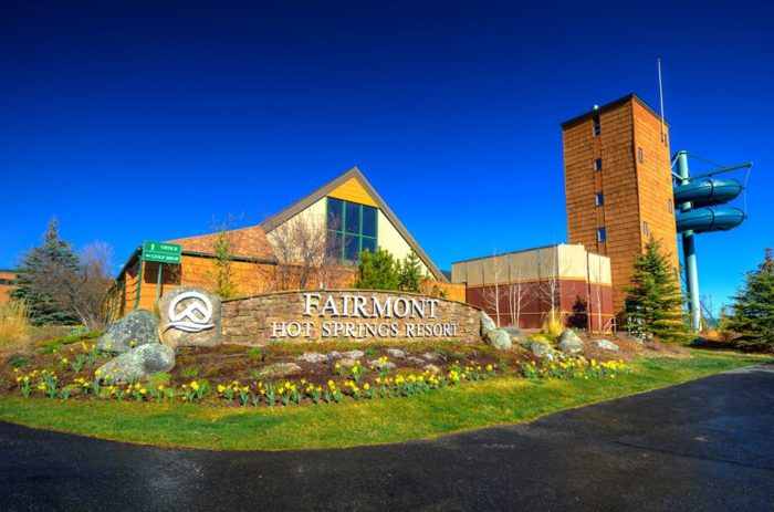 4. Fairmont Hot Springs