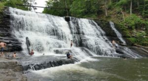 This Little Known Natural Waterslide In Tennessee Will Be Your New Favorite Summer Destination