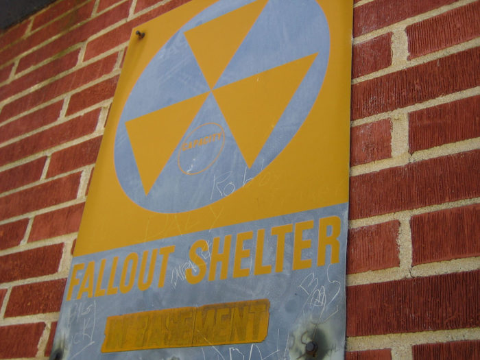 5. There is also a nuclear fall out shelter underneath the Capitol Building.