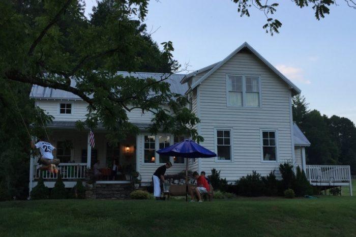 7. The Farmhouse at Persimmon Creek—3093 Blue Ridge Gap Rd, Clayton, GA 30525