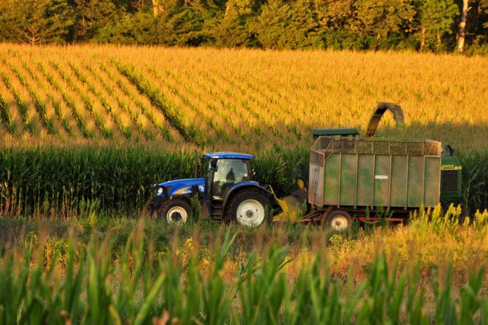 3. The farm crisis.