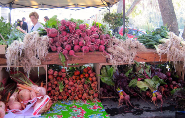 7. Buy local and get fresh at the same time.