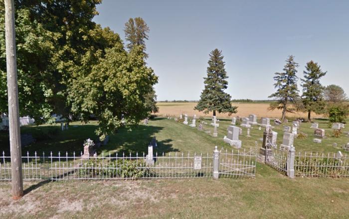 10. Farrar Cemetery, Maxwell