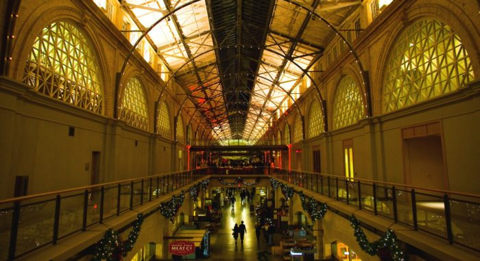 6. Spend a few hours at the Ferry Building in San Francisco.