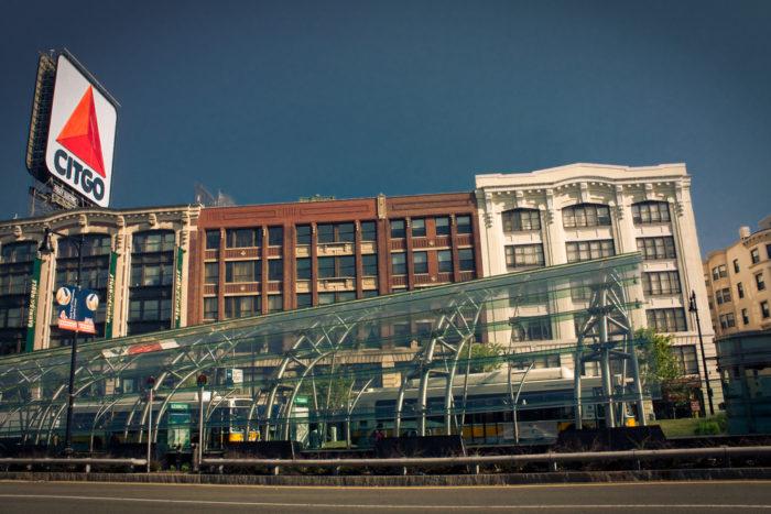 8. Iconic Boston - Fenway/Kenmore