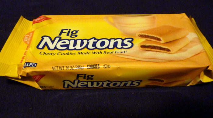 3. The Fig Newton is named after Newton, Massachusetts, a Boston suburb.