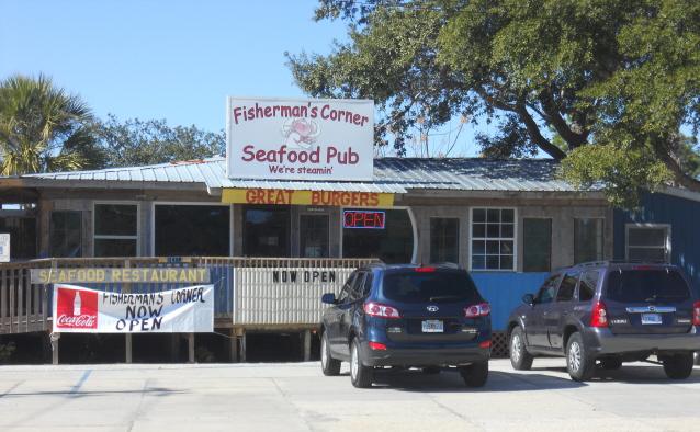 1. Fisherman's Corner, Perdido Key