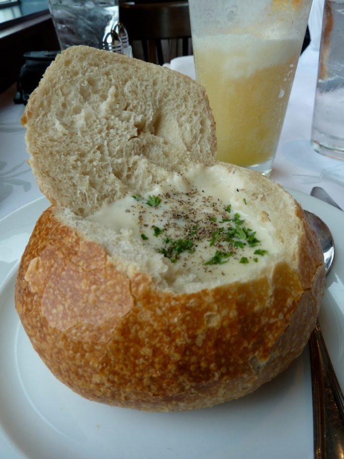 2. Sour Dough