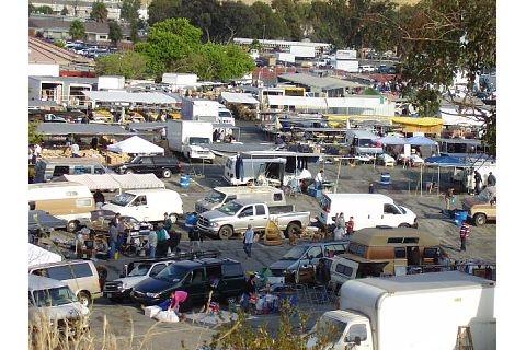 7. West Wind Capitol Flea Market 3630 Hillcap Ave, San Jose