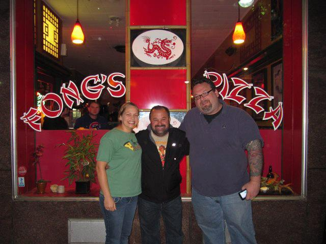 2. Fong's Pizza