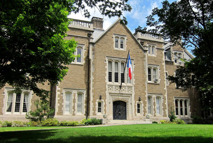 5. French Ambassador's Residence