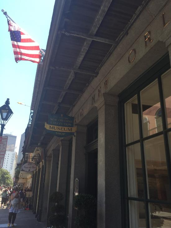 2) Historic New Orleans Collection, 533 Royal ST., New Orleans