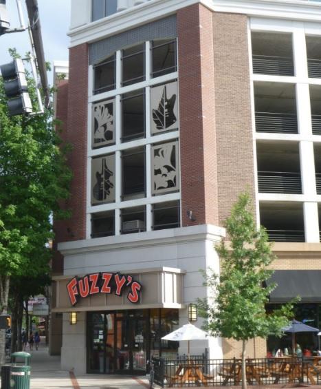 4. Fuzzy's Taco Shop—265 N Lumpkin St, Athens, GA 30601