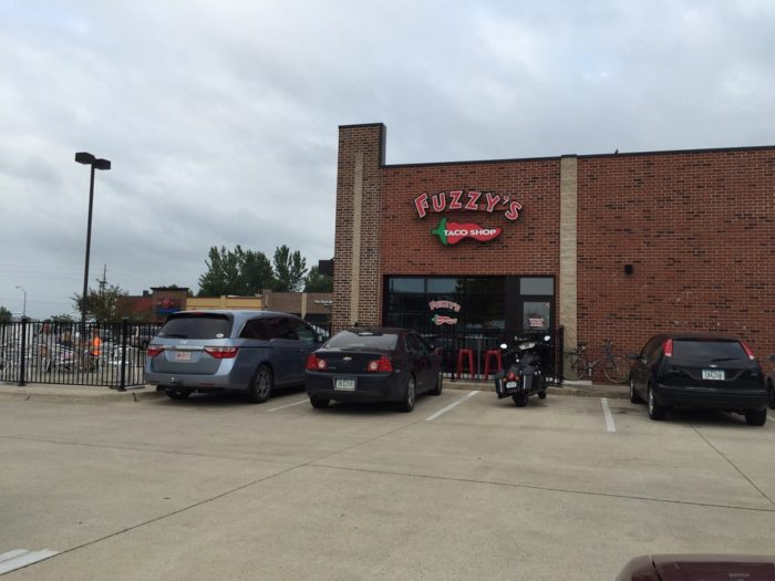 10. Fuzzy's Taco Shop, Ankeny (and multiple other locations)