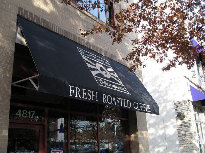 5. Quartermaine Coffee Roasters, Bethesda