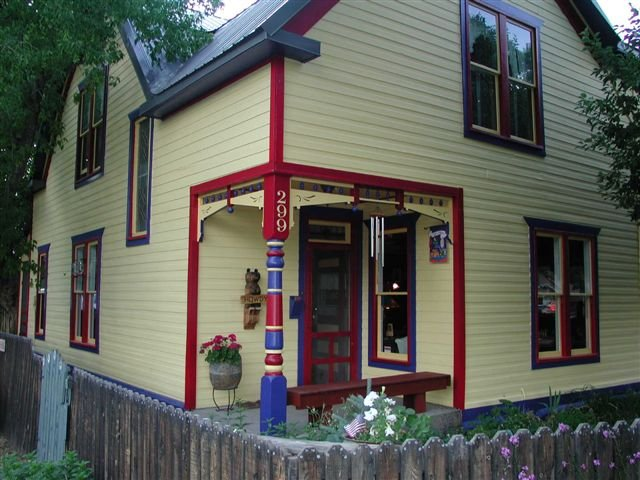 10. Gandy Dancer Inn Bed & Breakfast, 299 S Maple Avenue, Chama