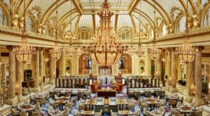 5. Have Afternoon Tea at the Palace Hotel