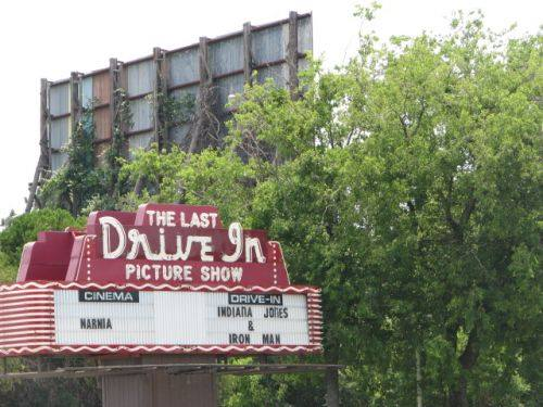 8. The Last Drive-In Picture Show (Gatesville)