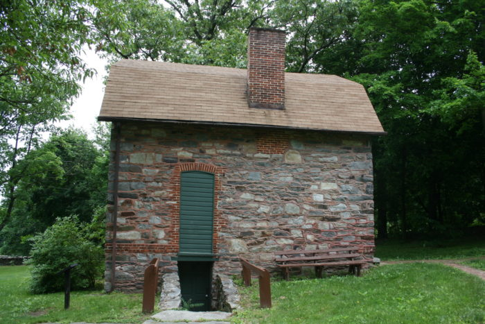 Gathland State Park was once the mountain home of George Alfred Townsend who was a journalist during the Civil War and it is ripe with history.