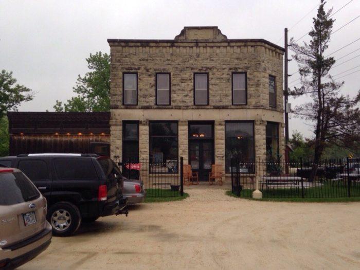 10. The General Store Pub, Stone City