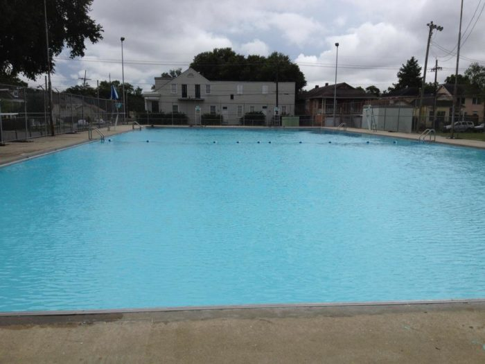 1) Stallings Gentilly Pool, 2700 Lapeyrouse St.