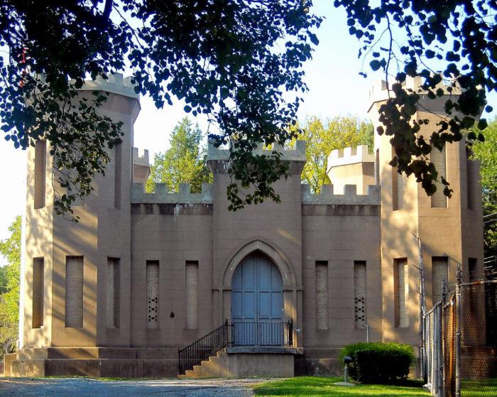 4. Georgetown Castle Gatehouse