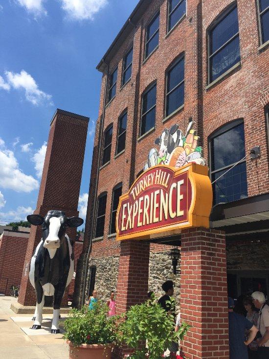 8. Turkey Hill Experience, Columbia