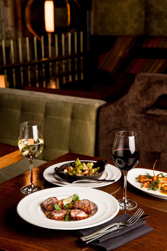 10 best romantic restaurants in san francisco for Romantic restaurants in california