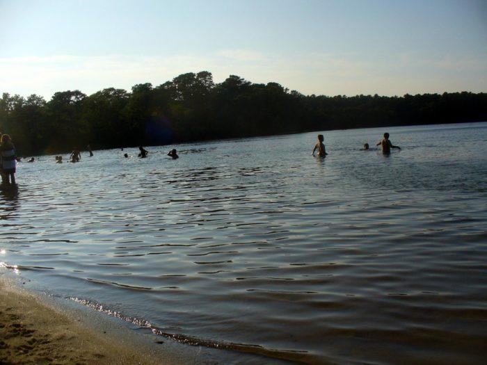1. Great Pond, Wellfleet