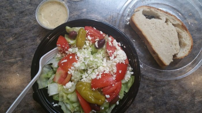 greek deli food