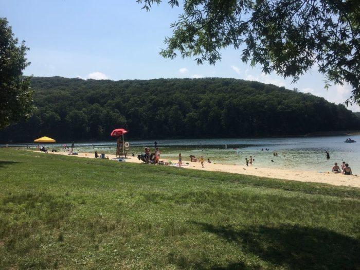 Greenbrier is a great destination if you're looking for picturesque water and beautiful beaches and don't want to travel too far outside of the city. The park is open 8 am to sunset and during the summer time, the cost is $3/person during the week and $5/person on the weekends.