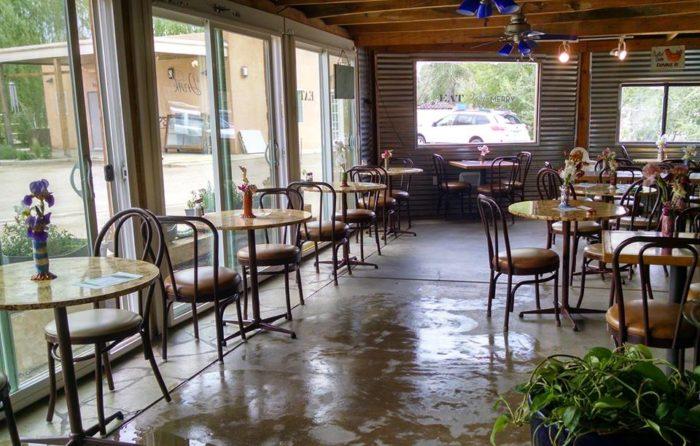 8. Green House Bistro & Bakery, 5 Thomas Road, Los Lunas