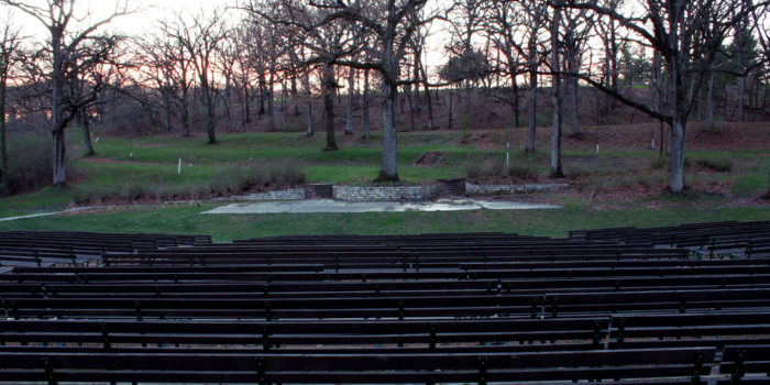 5. Greenwood Park Outdoor Theater