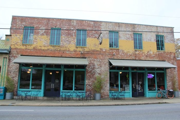 2. The Grit, Athens— 199 Prince Ave, Athens, GA 30601