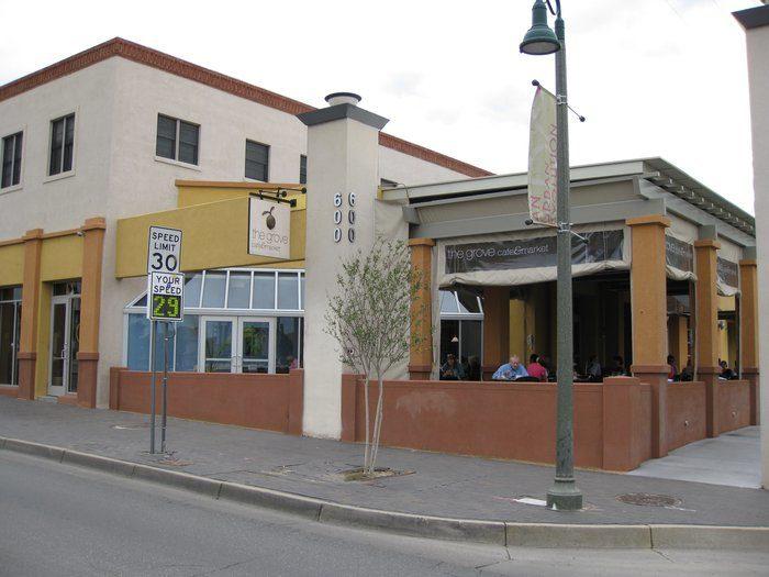 8. The Grove Café & Market, 600 Central Avenue SE Suite A, Albuquerque