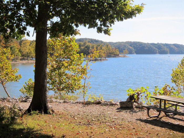 hardin ridge lake
