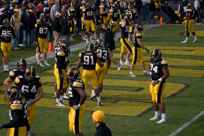 7. Home of the Hawkeyes