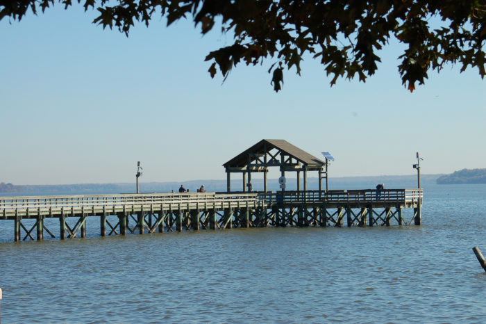 Leesylvania State Park is also a favorite place for local fishing enthusiasts who love to spend their days fishing on their well-kept fishing piers.