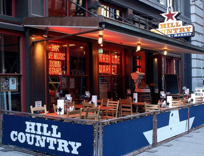 4. Hill Country