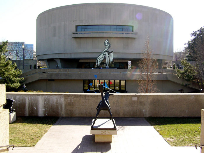 12. Hirshhorn Museum and Sculpture Garden
